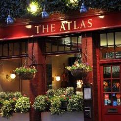 A photo of The Atlas Pub restaurant