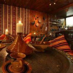 A photo of Khamsa restaurant
