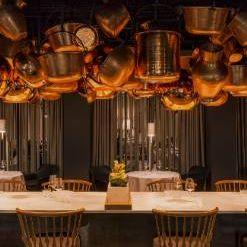 A photo of 5 by Paco Pérez restaurant
