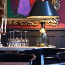 A photo of petit bonheur restaurant