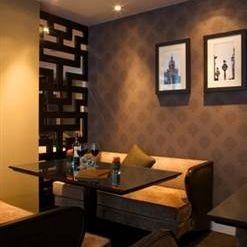 A photo of Dieci Restaurant at No. Ten Manchester Street Hotel restaurant
