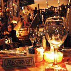A photo of La Petite Auberge restaurant