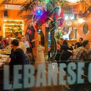 A photo of Cedar Lebanese Wimbledon restaurant