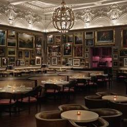 A photo of Berners Tavern restaurant