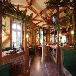 A photo of Schrebers Restaurant und Biergarten restaurant