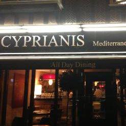 Cyprianis Petts Wood