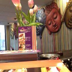 A photo of Baan Thai restaurant