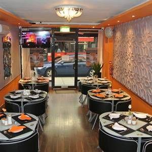 A photo of 280 degrees restaurant restaurant