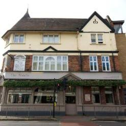 A photo of Wandle restaurant