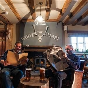 The White Hart South Harting