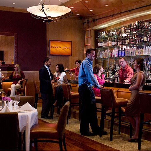 Copper Rock Steakhouse Four Winds Casino Resort Restaurant New Buffalo Mi Opentable