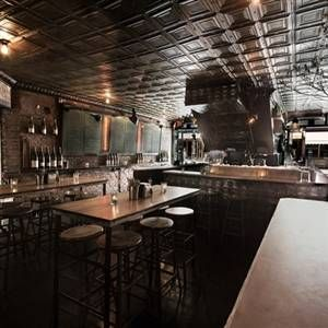 A photo of The Ten Bells restaurant