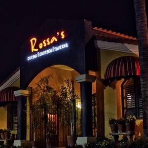 A photo of Rossa's Cucina Enoteca restaurant