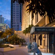 A photo of The Capital Grille - Miami restaurant