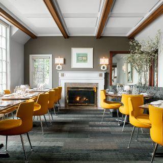 A photo of Serenade restaurant