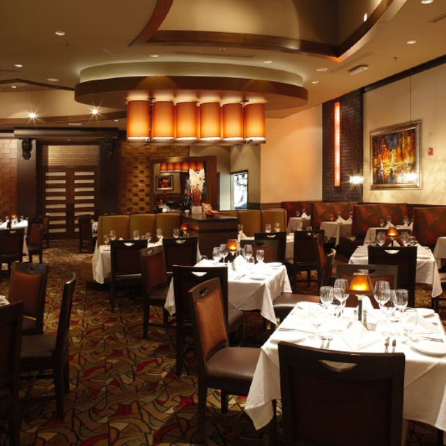 Chris Steak House Fresno Restaurant