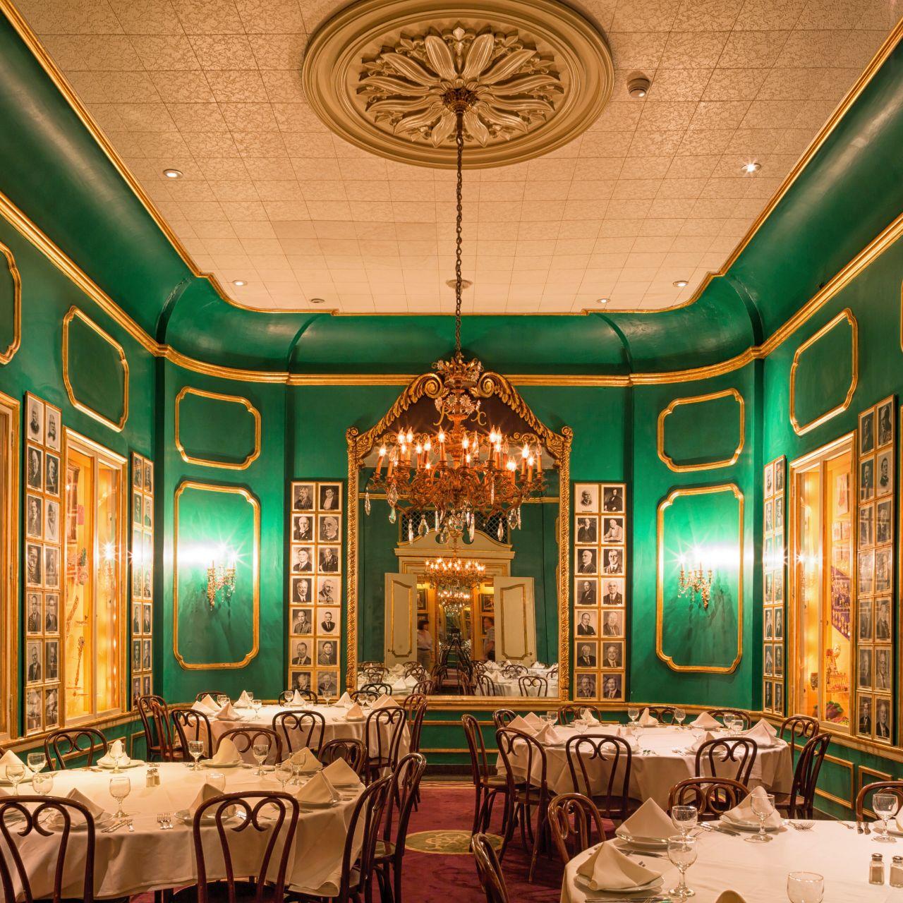 Antoine S Restaurant New Orleans La Opentable