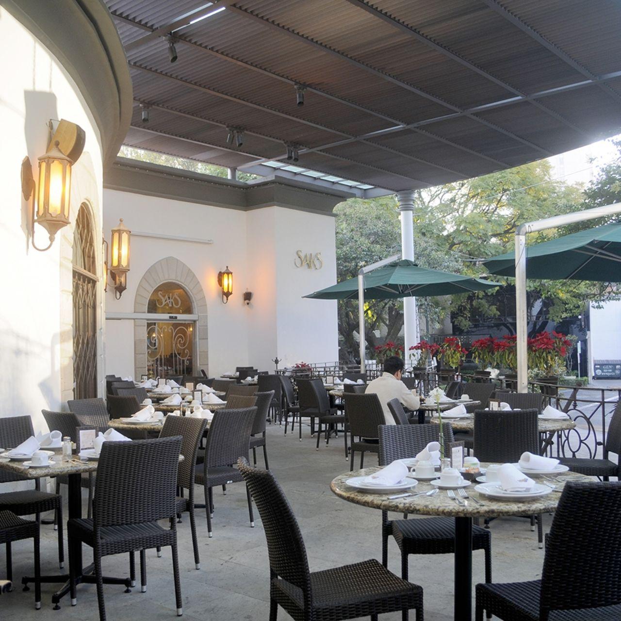 Saks Polanco Restaurant Mexico Cdmx Opentable