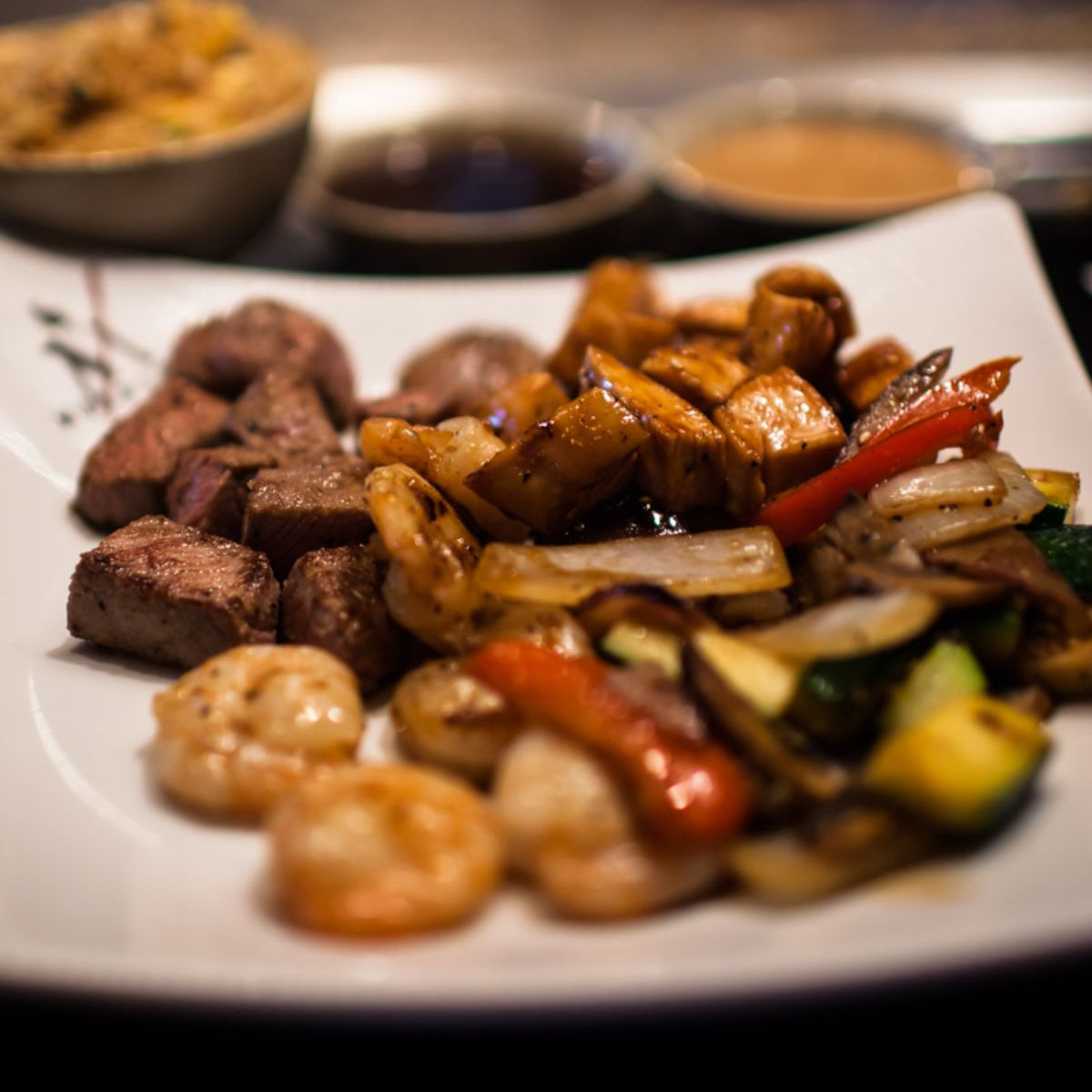 Musashi's Japanese Steakhouse Restaurant - Oklahoma City, OK | OpenTable