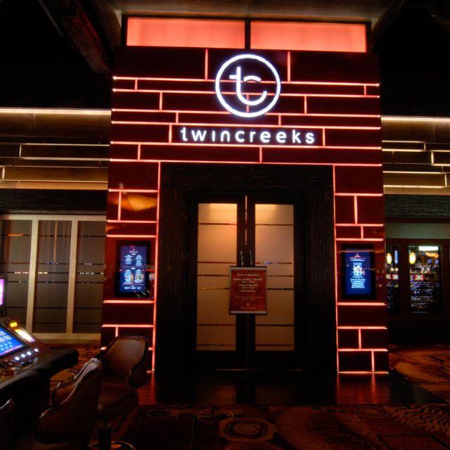 Twin Creeks Silverton Casino Hotel Restaurant Las Vegas Nv