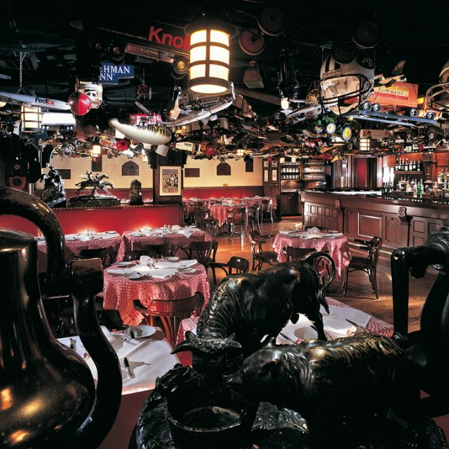 21 Club Restaurante - New York, NY | OpenTable