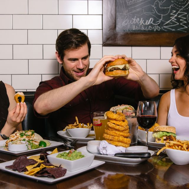 5 Napkin Burger Hell S Kitchen Restaurant New York Ny Opentable