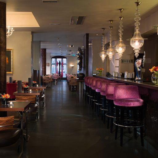 Steak & Lobster Interior - Steak & Lobster Bloomsbury, London
