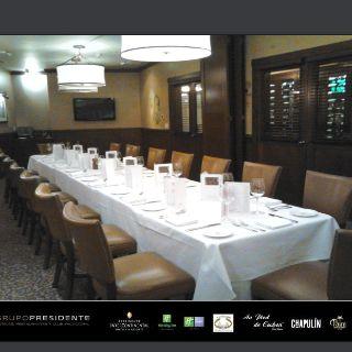 Una foto del restaurante The Palm Santa Fe