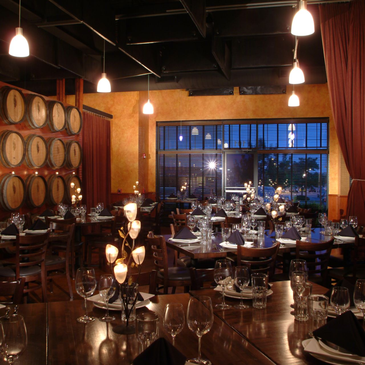 Hawk Winery Restaurant Orland Park