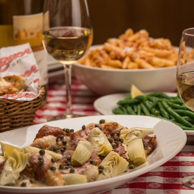 Buca Di Beppo Greenwood Restaurant Greenwood In Opentable