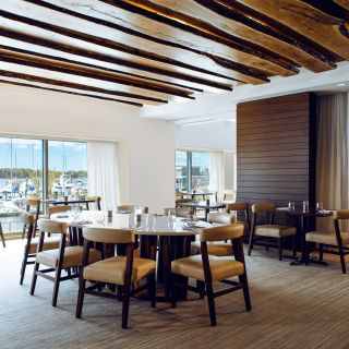 A photo of MainSail at the Marriott Newport Rhode Island restaurant