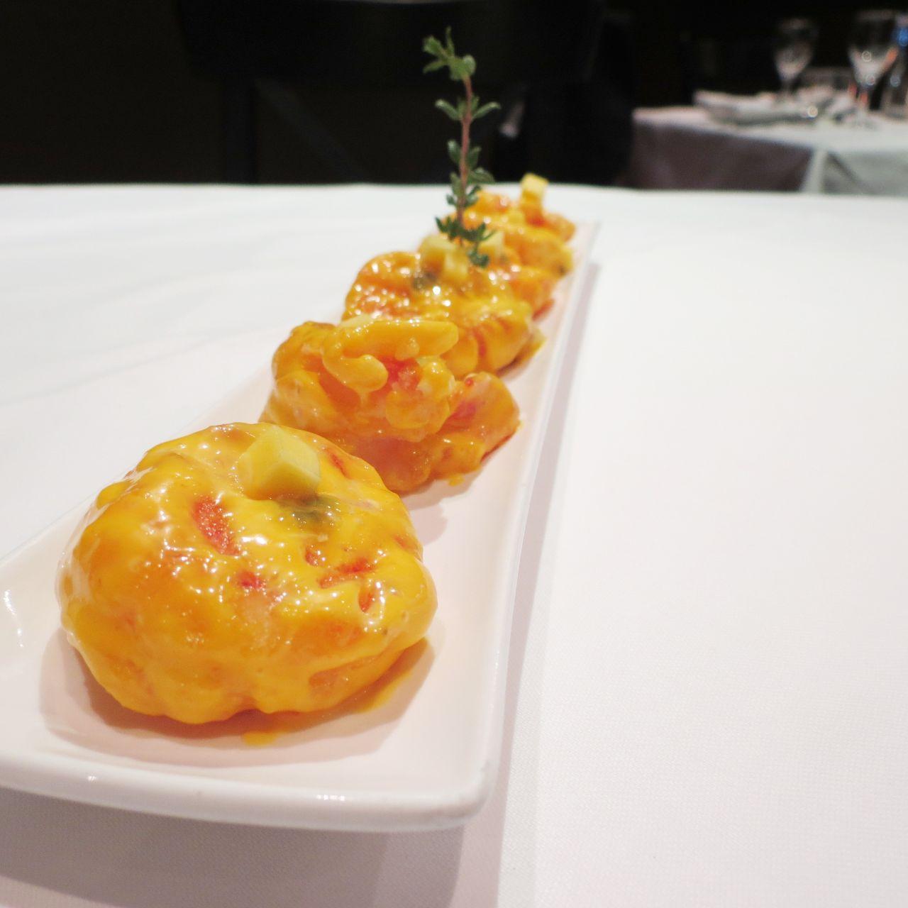 Goldfish Modern Chinese Dim Sum Restaurant London