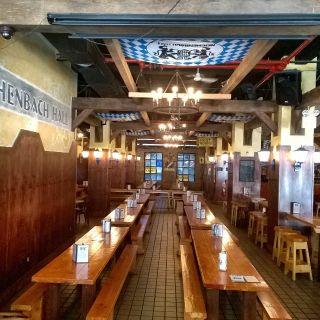 A photo of Reichenbach Hall restaurant