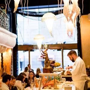 A photo of Farallon restaurant
