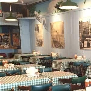 A photo of Redbones BBQ restaurant