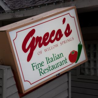 A photo of Greco's of Willow Springs restaurant