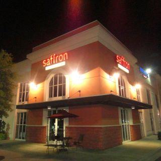 A photo of Saffron Indian Cuisine restaurant