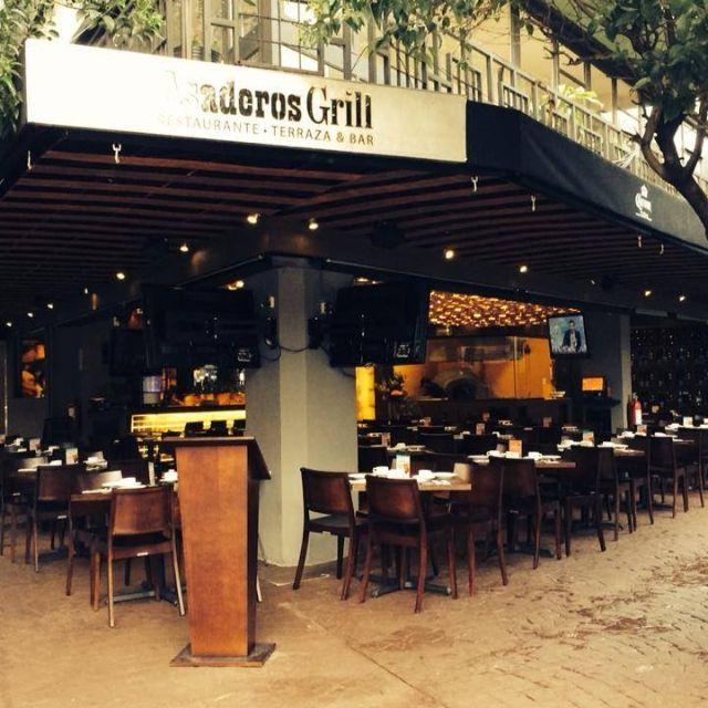 Asaderos Grill Reforma Restaurant Mexico Cdmx Opentable