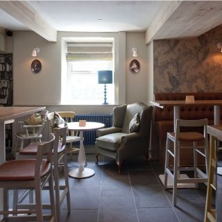 A photo of The Mendip Inn restaurant