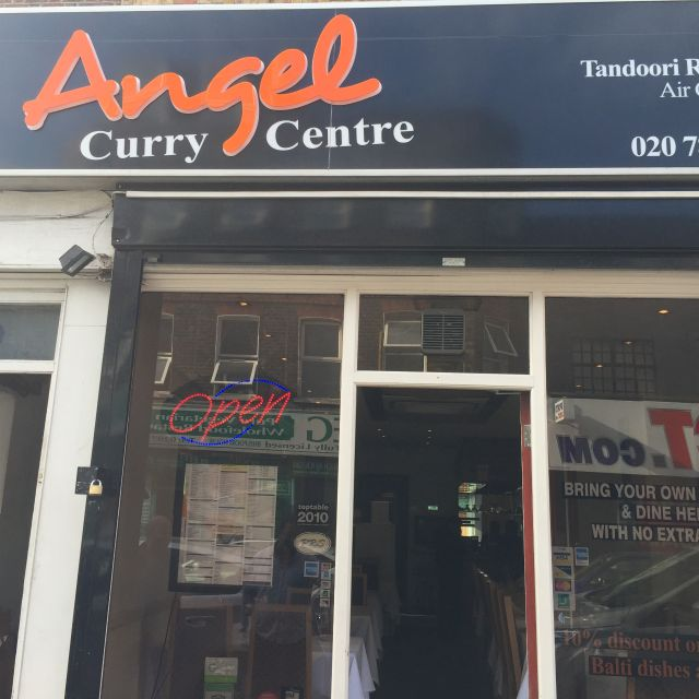 Angel Curry Centre London Opentable