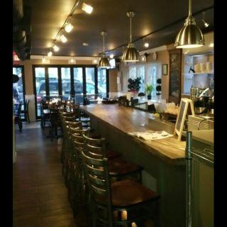 A photo of piccolo restaurant