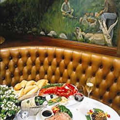 A photo of Harris' restaurant