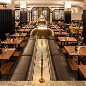 A photo of Hawksmoor Knightsbridge restaurant