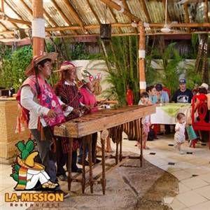 Una foto del restaurante La Mission - Cozumel
