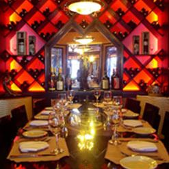 A photo of Jeff Ruby's Steakhouse - Cincinnati restaurant