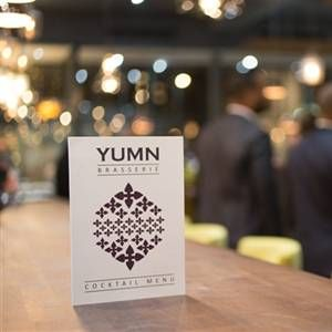 A photo of YUMN Brasserie restaurant