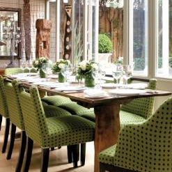 A photo of The Orangery at Number Sixteen Hotel restaurant