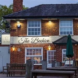 Una foto del restaurante The Beehive White Waltham
