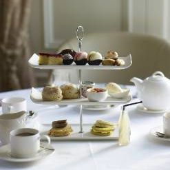 Foto von Afternoon Tea at Wivenhoe House Hotel Restaurant