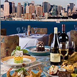 A photo of Chart House Restaurant - Weehawken restaurant
